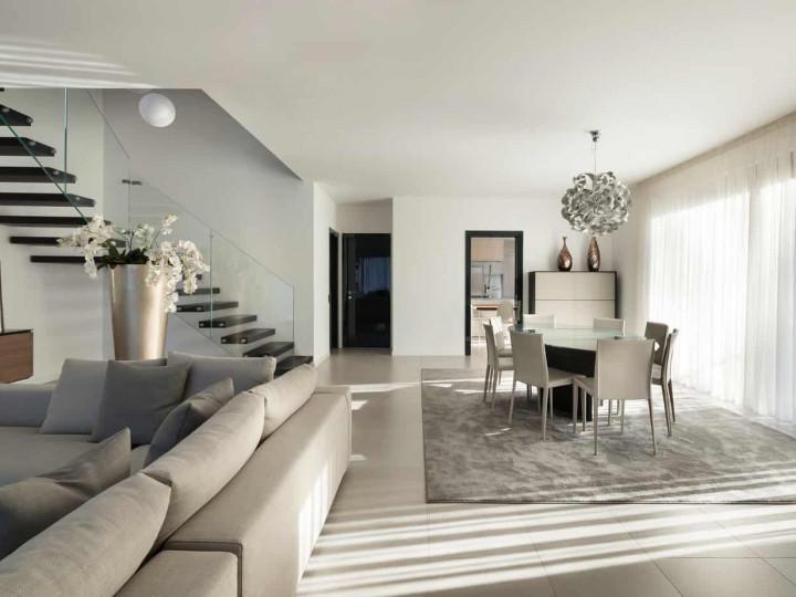 beautiful apartment, interior